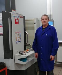 Szkolenie dla operatoró CNC - HTEC Białystok