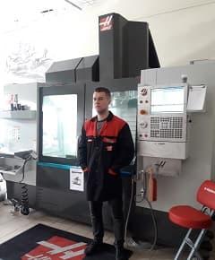 Szkolenie dla operatorów CNC - HTEC Bydgoszcz